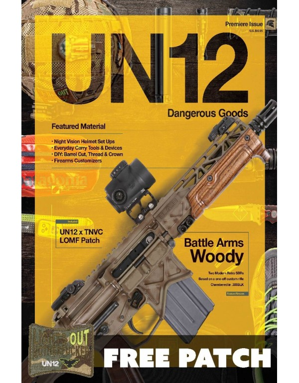 UN12 Magazine - Issue 1