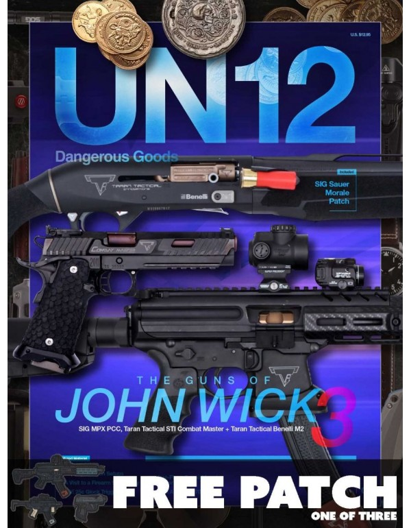 UN12 Magazine - Issue 6