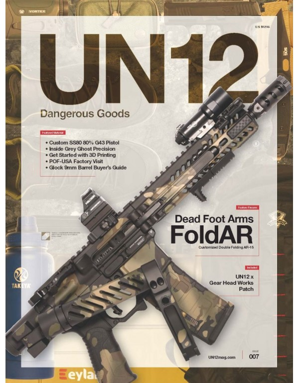 UN12 Magazine - Issue 7